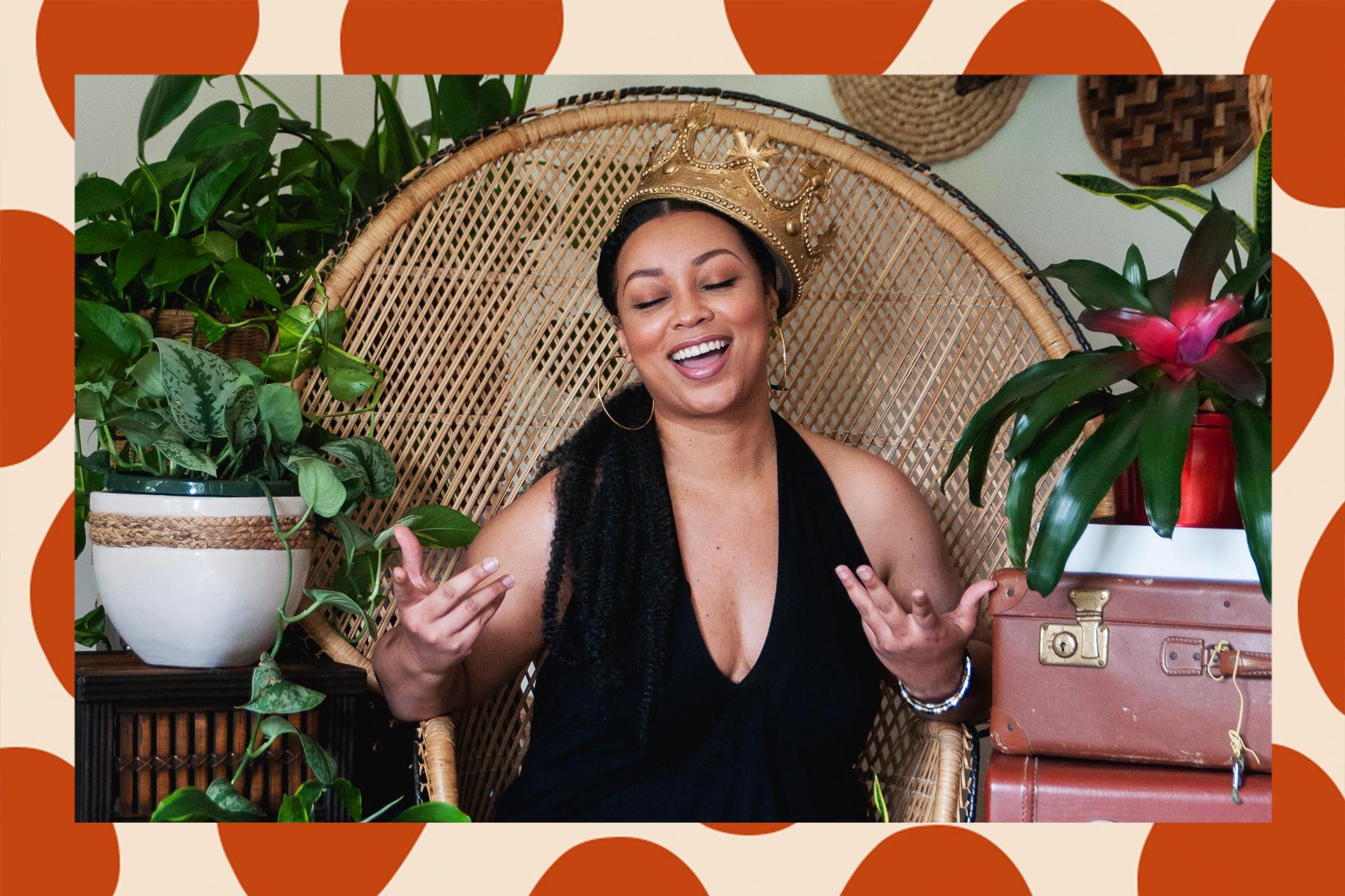 monique Floyd Interview, self-love