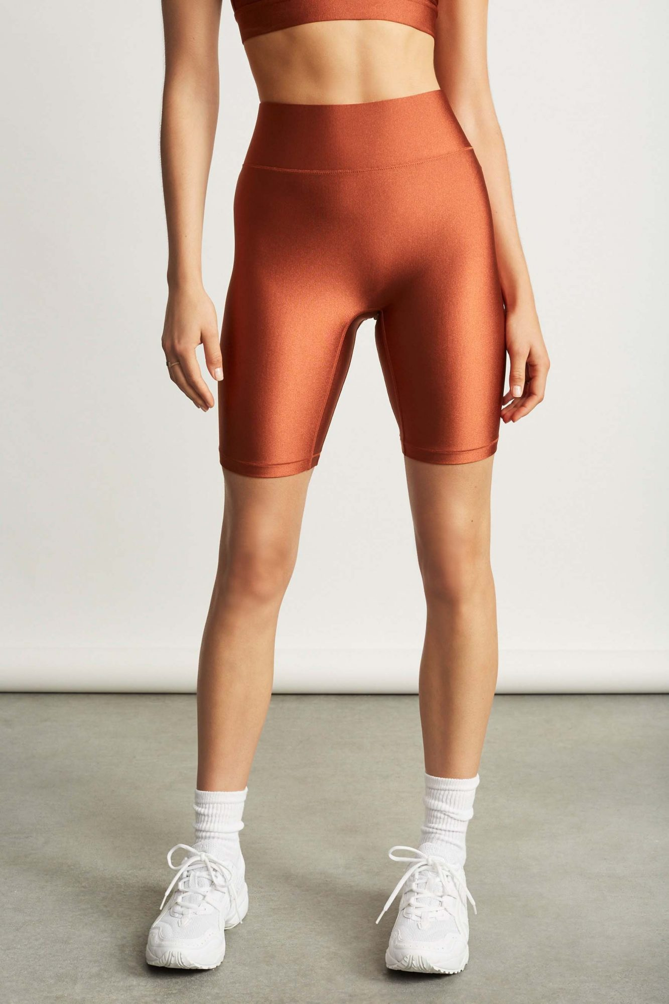 bandier bike shorts