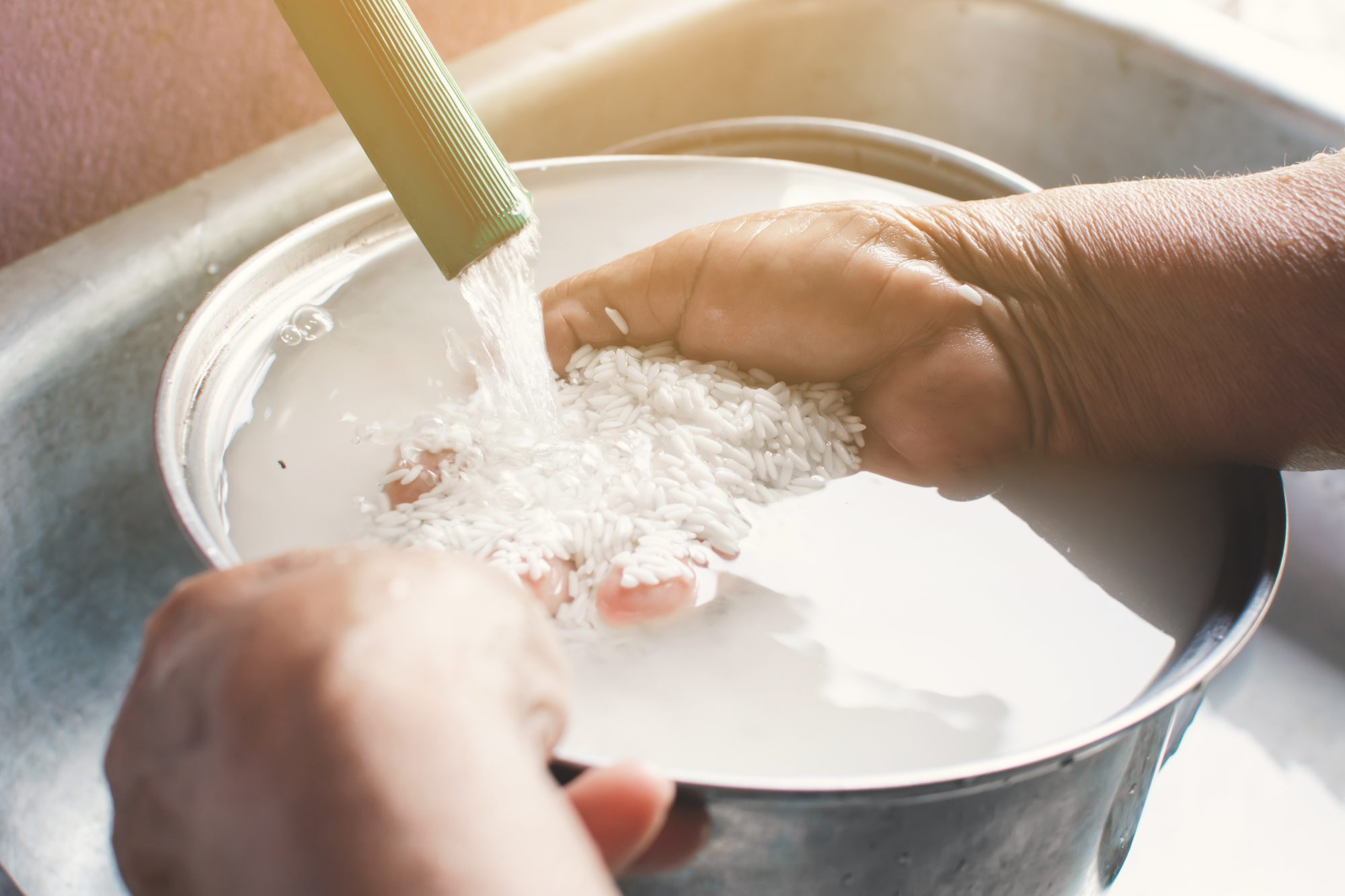 rice water hair benefits tiktok