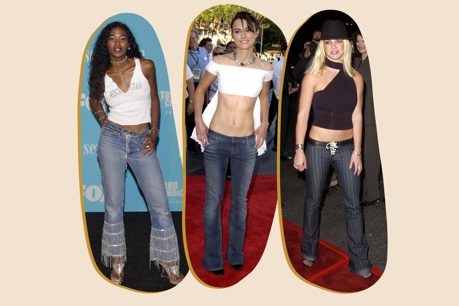 Ananda Lewis, Keira Knightley, Britney Spears