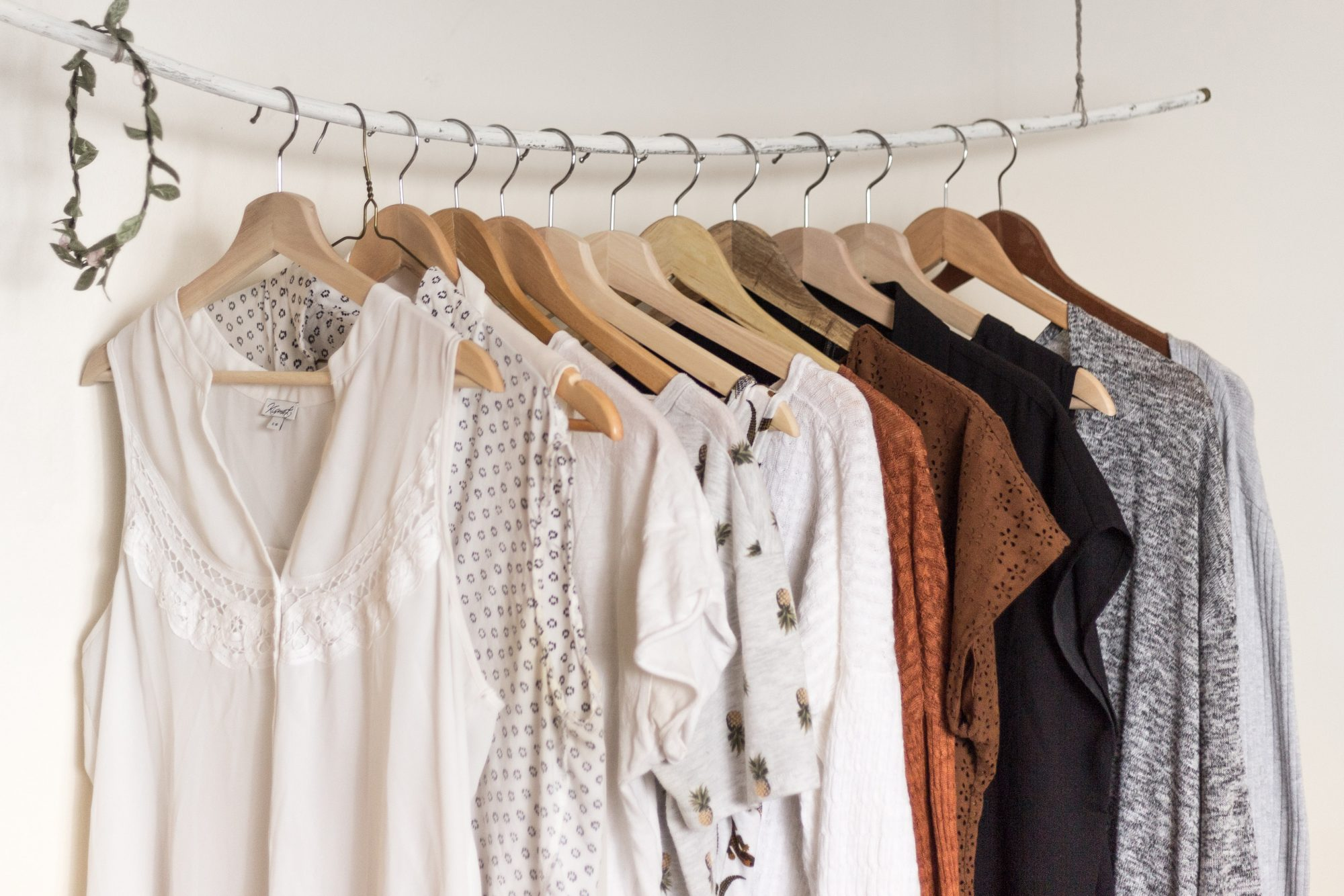 spring cleaning closet confidence plus-size