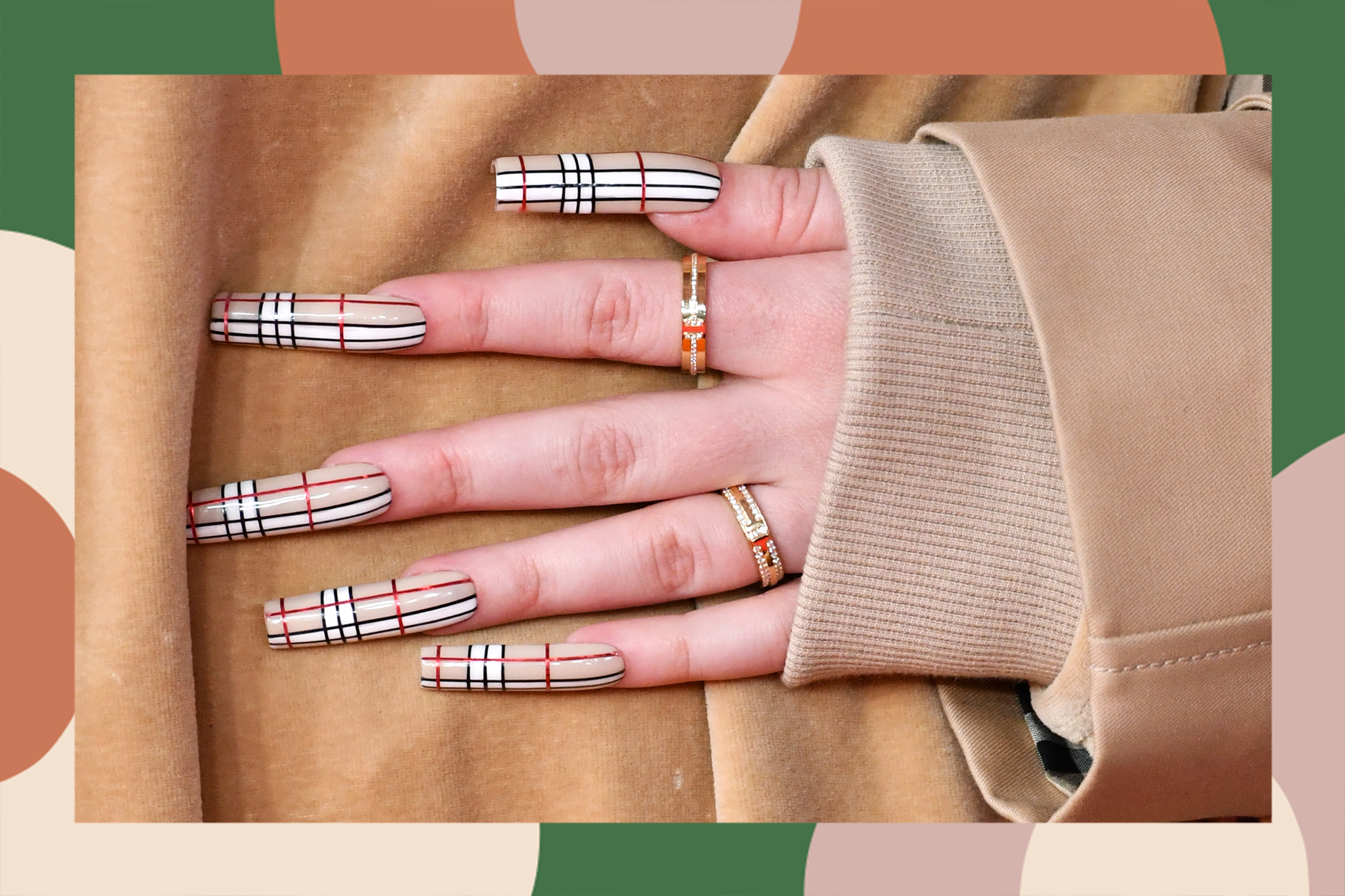 acrylic nails appropriation