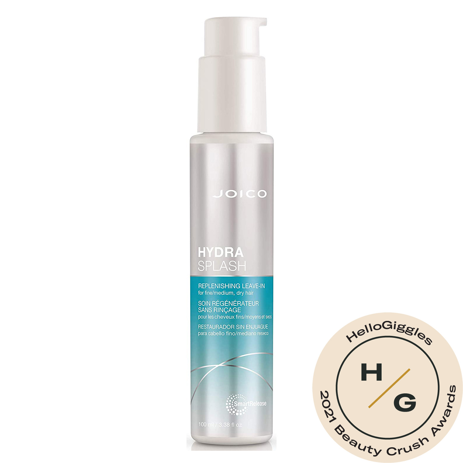 make hair shiny joico beauty crush awards leave-in conditioner