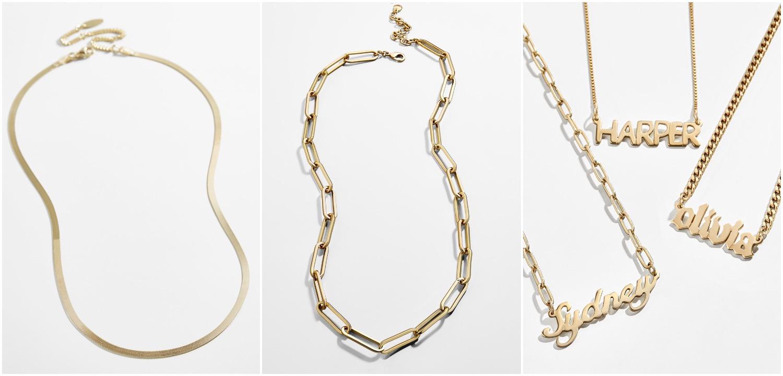 Baublebar necklaces