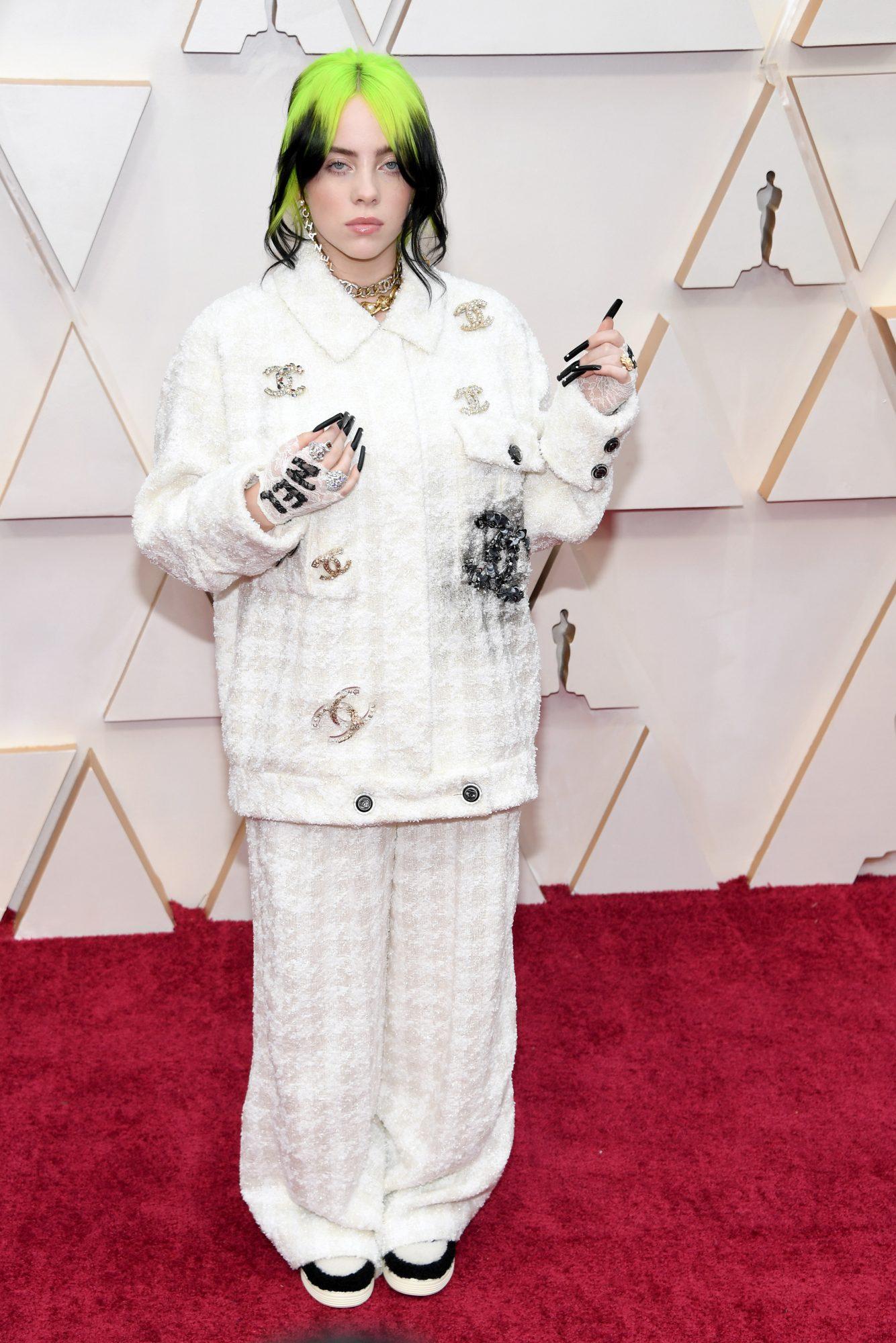Billie Eilish best fashion looks