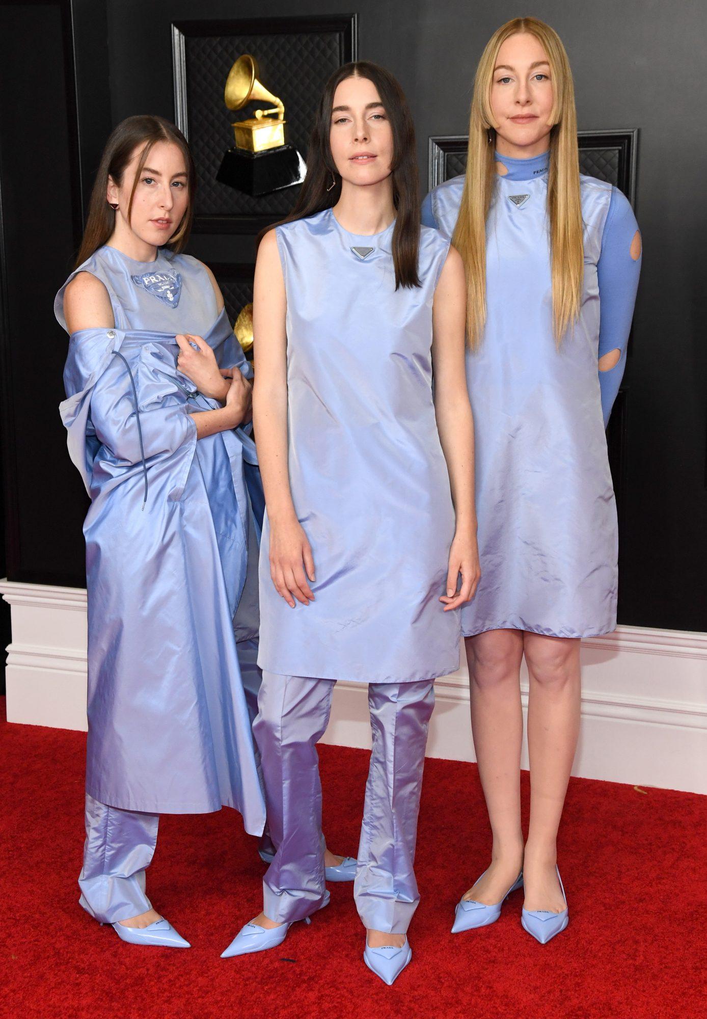 best dressed grammy awards 2021
