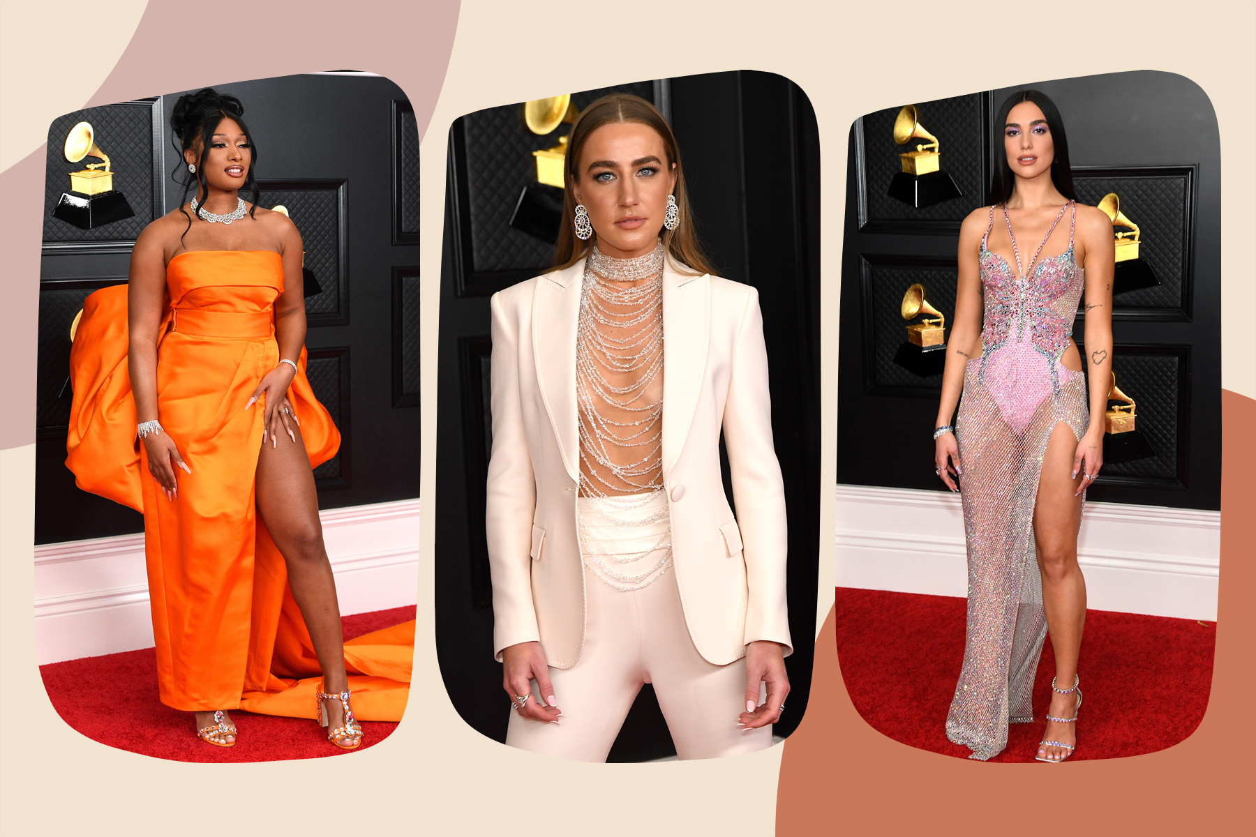 best dressed grammys 2021