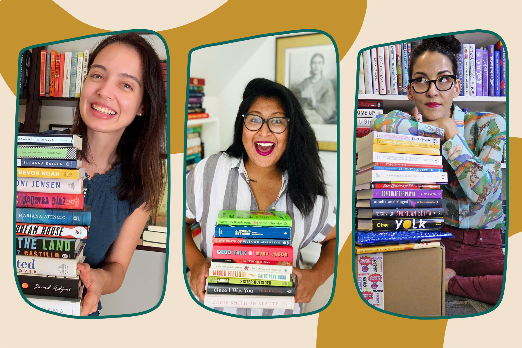 latina Bookstagrammers to follow on Instagram