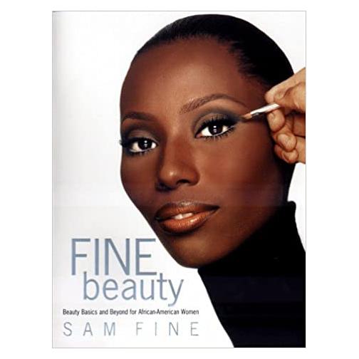 kamala harris makeup artist sam fine black-owned beauty products