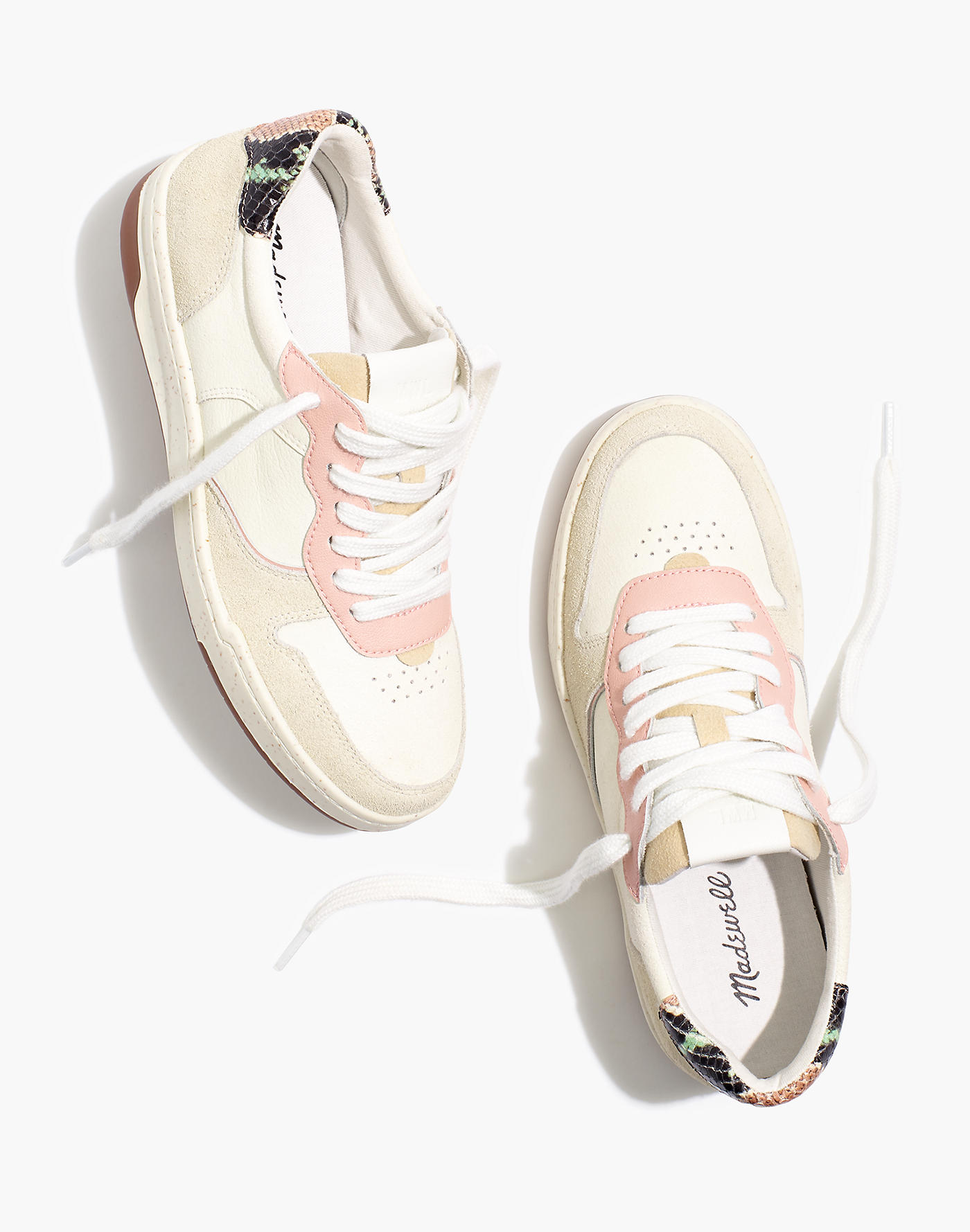 Madewell the court sneakers