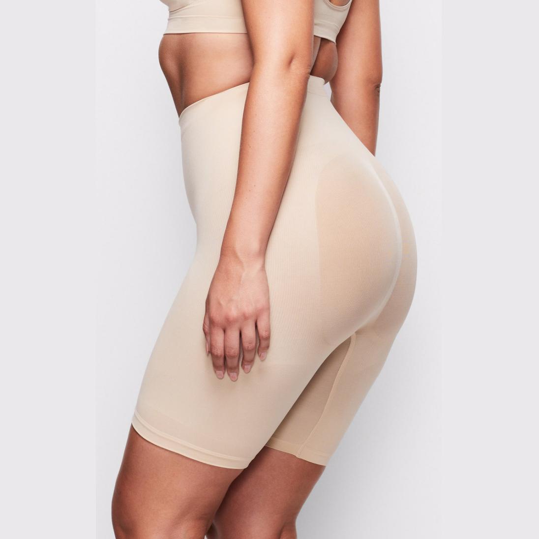 best shapewear skims high-waisted shorts