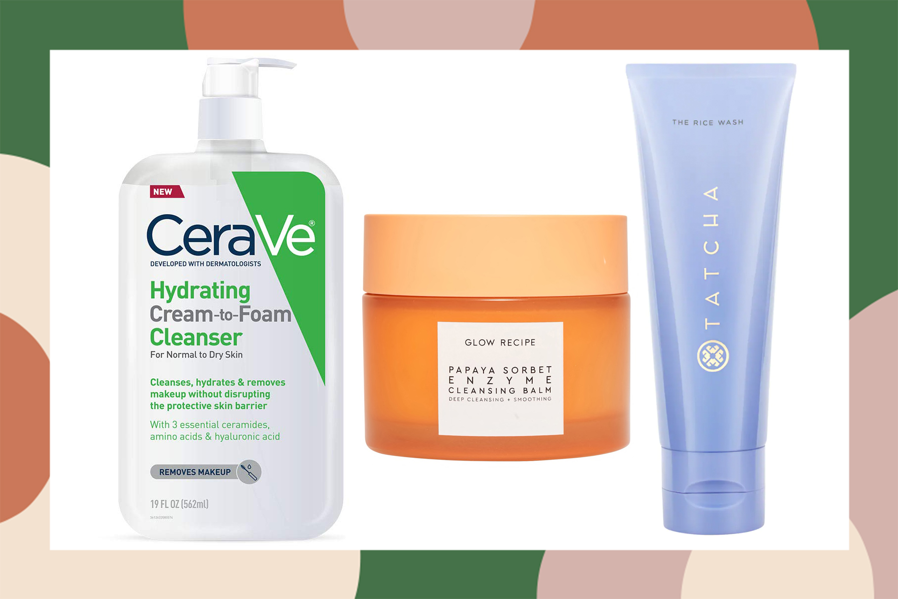 best cleansers for ever skin type