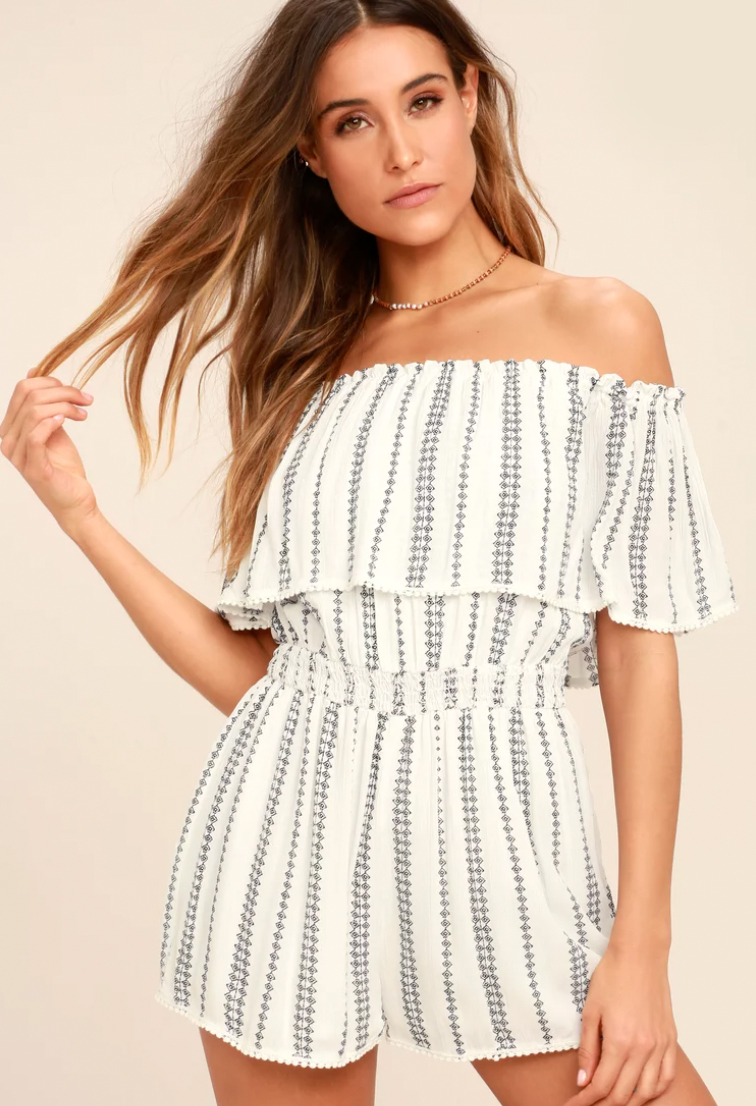 beach outfits for women ideas romper