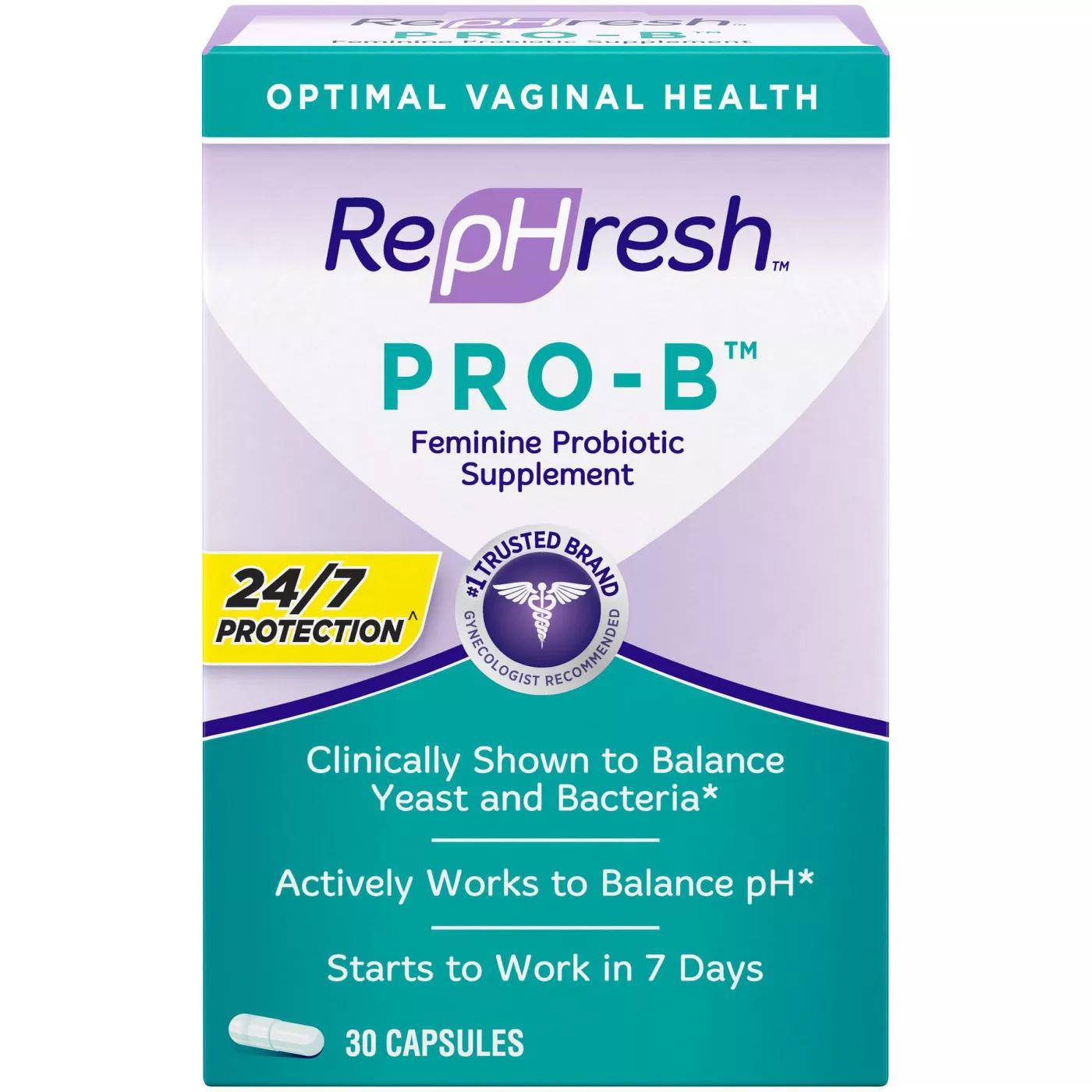 vaginal probiotic