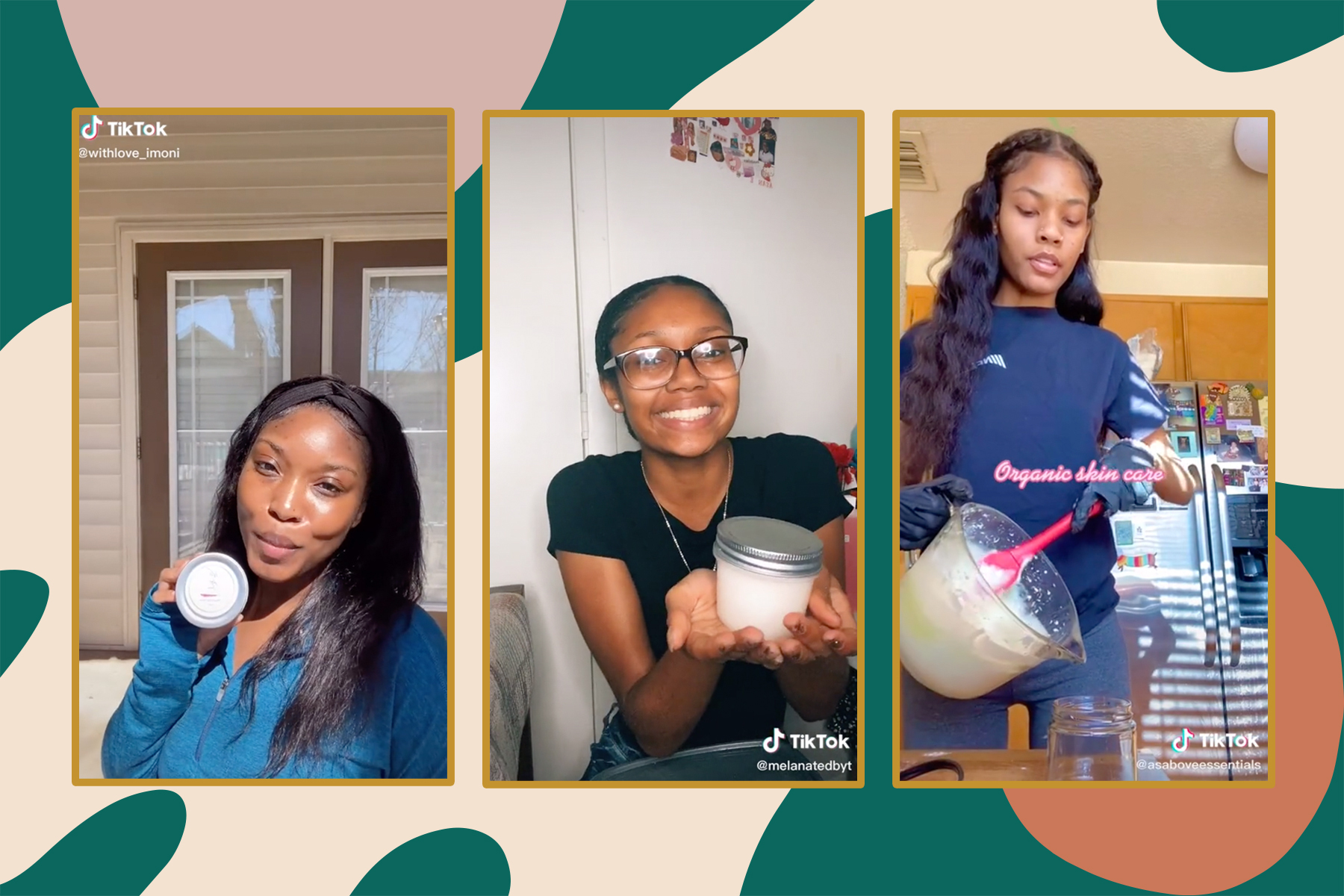 Best Black Wellness and health tiktok brands