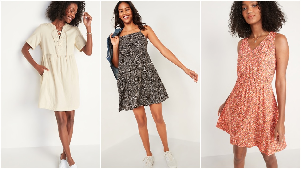 old navy dresses