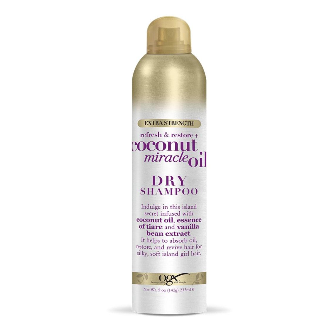 best drugstore dry shampoos