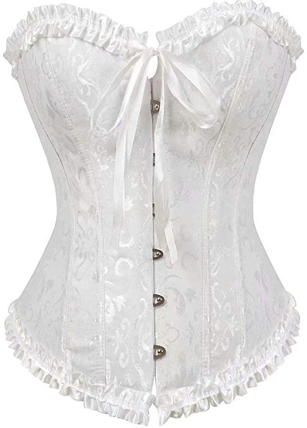 Bridgerton corset
