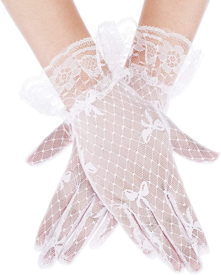 Bridgerton gloves