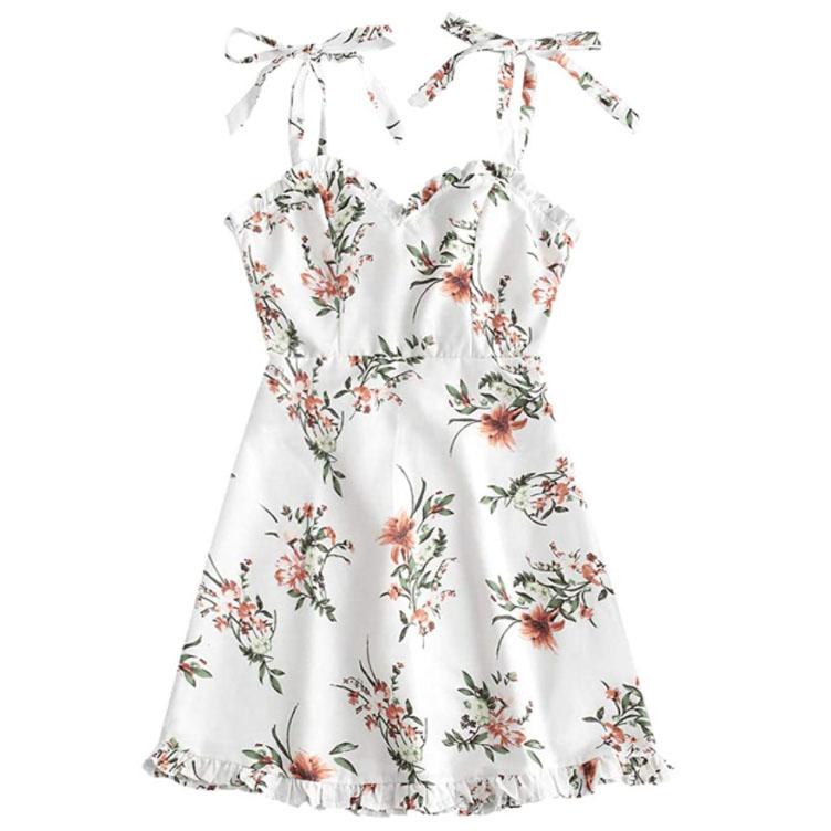 best flirty sundresses amazon white