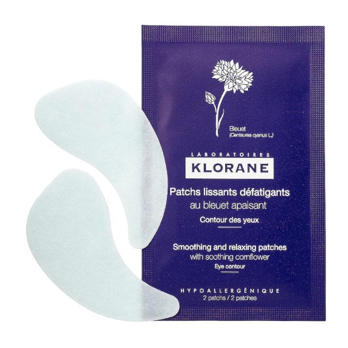 best under eye patches klorane