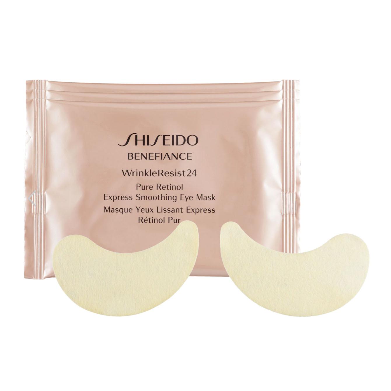 best under eye patches anti aging wrinkles fine lines retinol shiseido