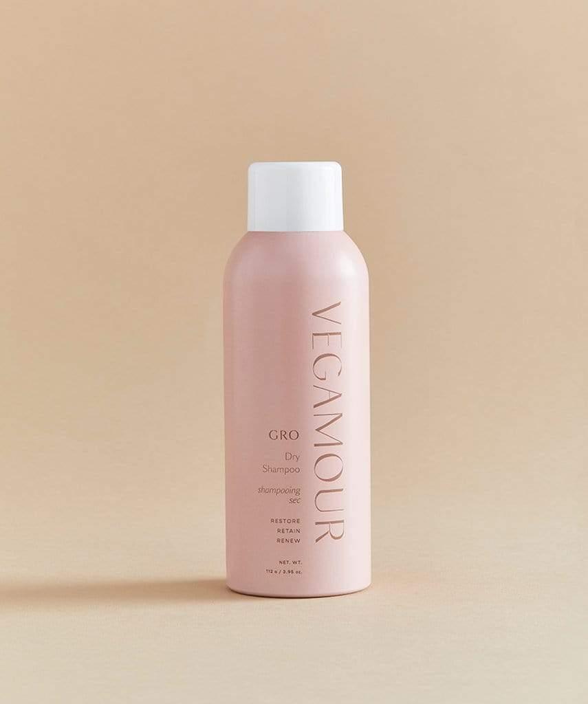 Vegamour dry shampoo; best dry shampoo for oily hair