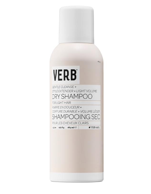 Verb dry shampoo; best dry shampoo for oily hair