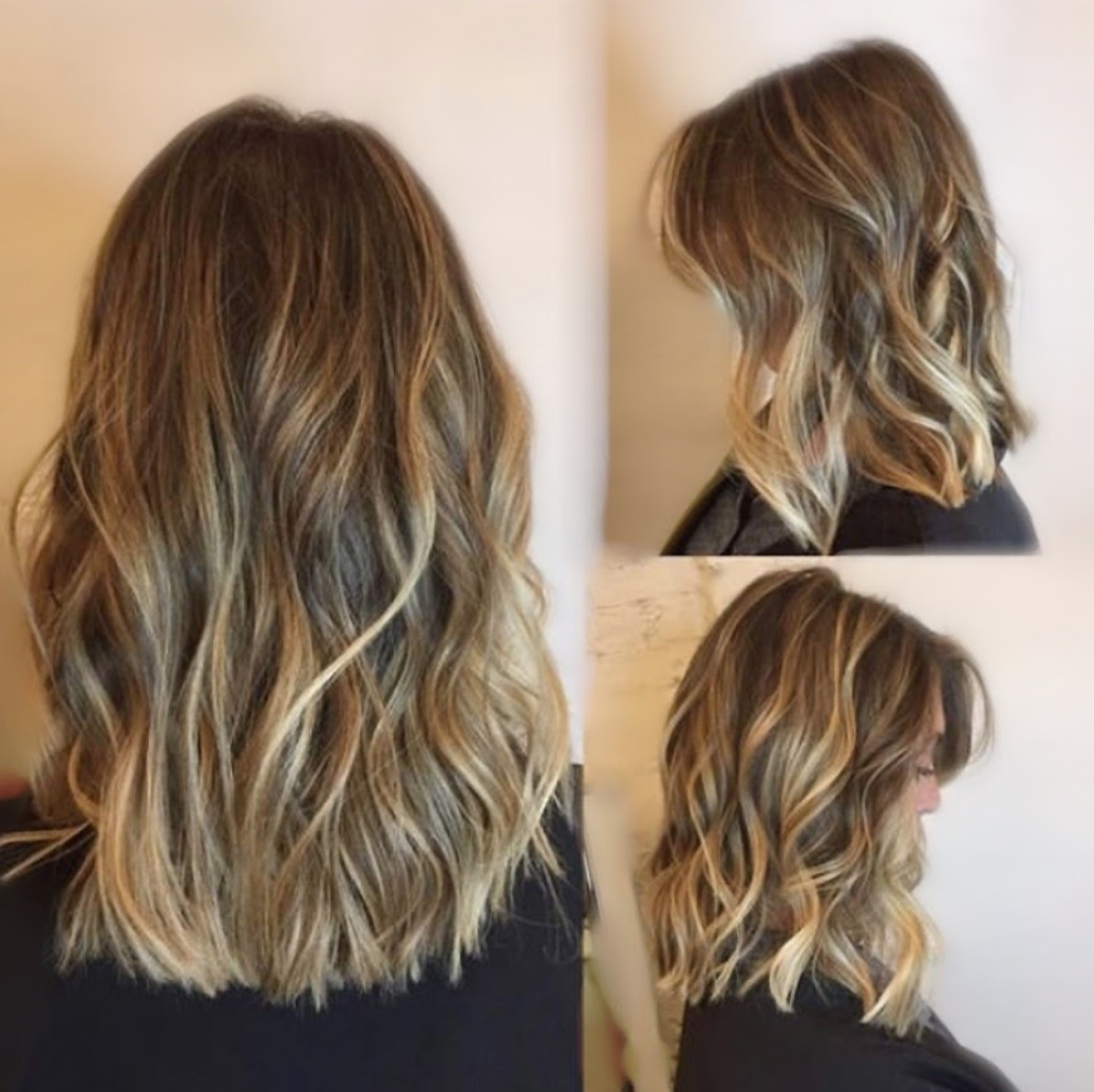 spring hair color trends 2021