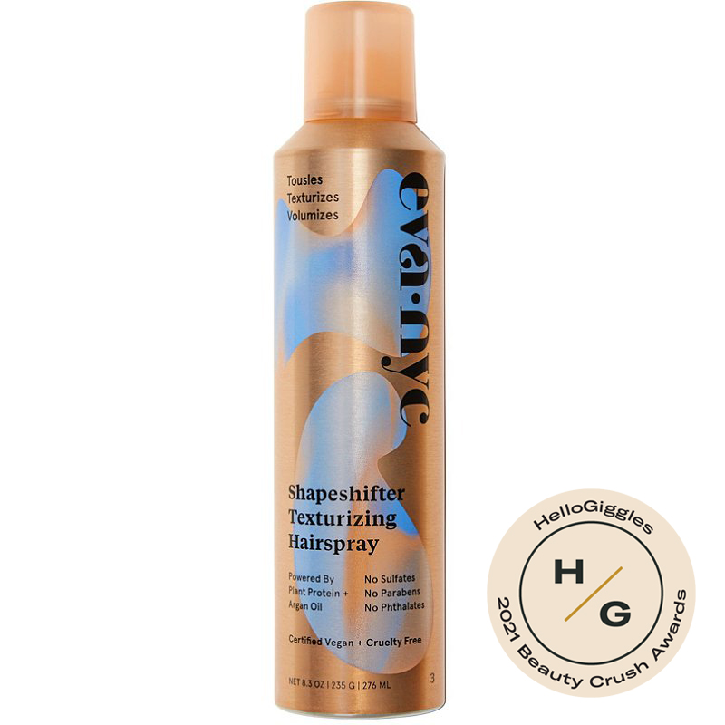 Eva Nyc Shapeshifter Texturizing Hairspray review