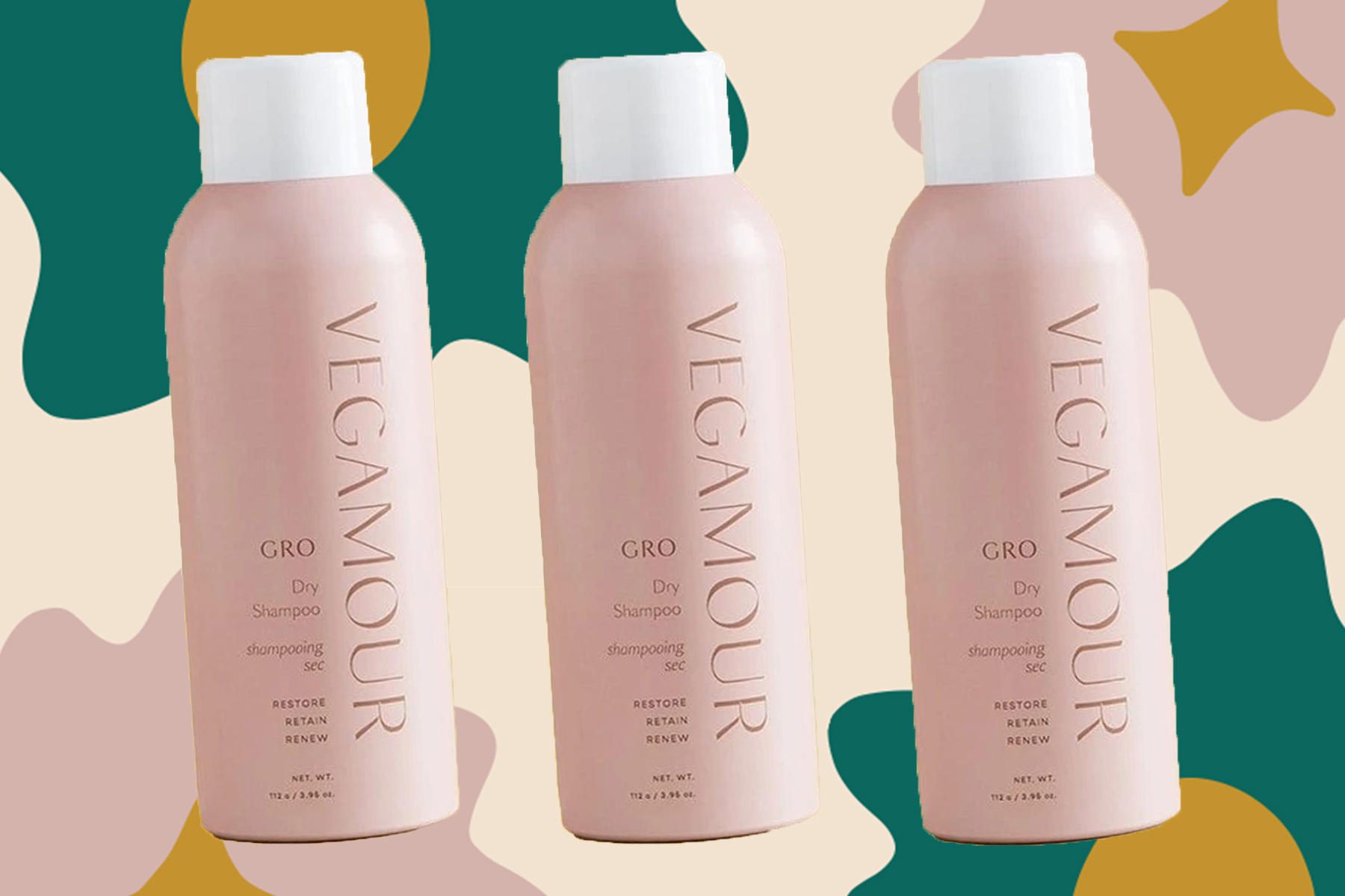 vegamour dry shampoo