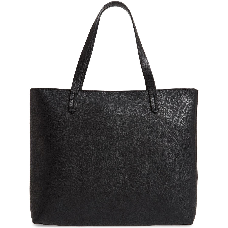 nordstrom black tote bag