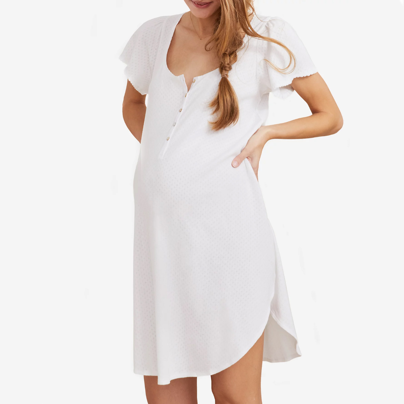 best nightgowns maternity