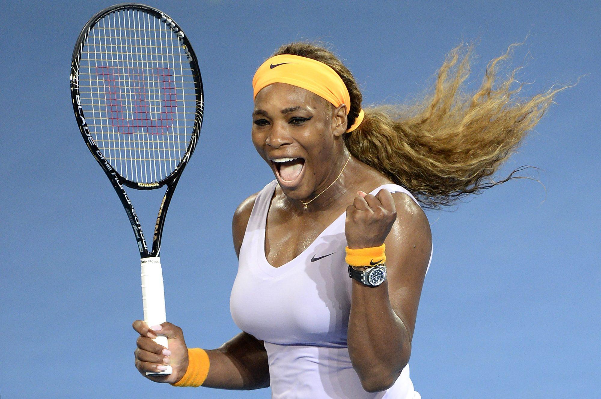 celebrity soulmate astrology; Serena Williams