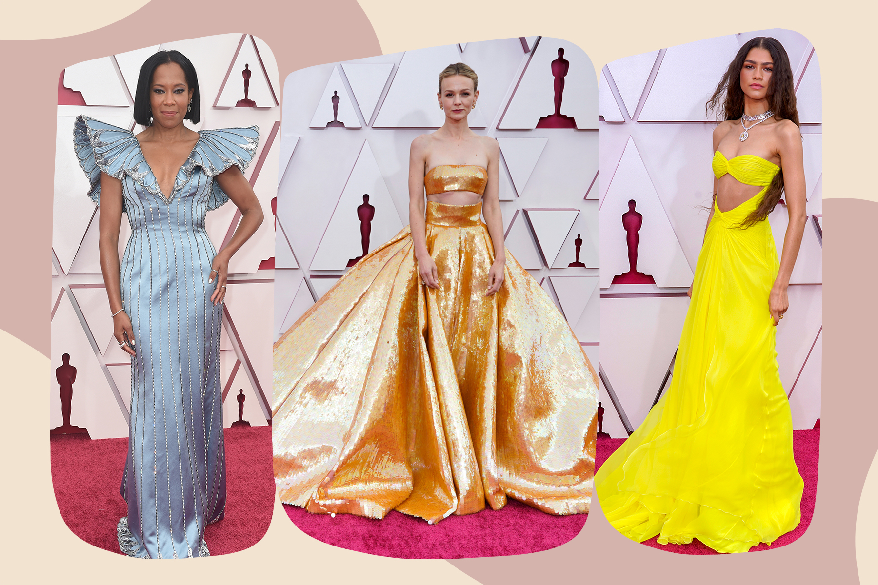 best dressed academy awards 2021