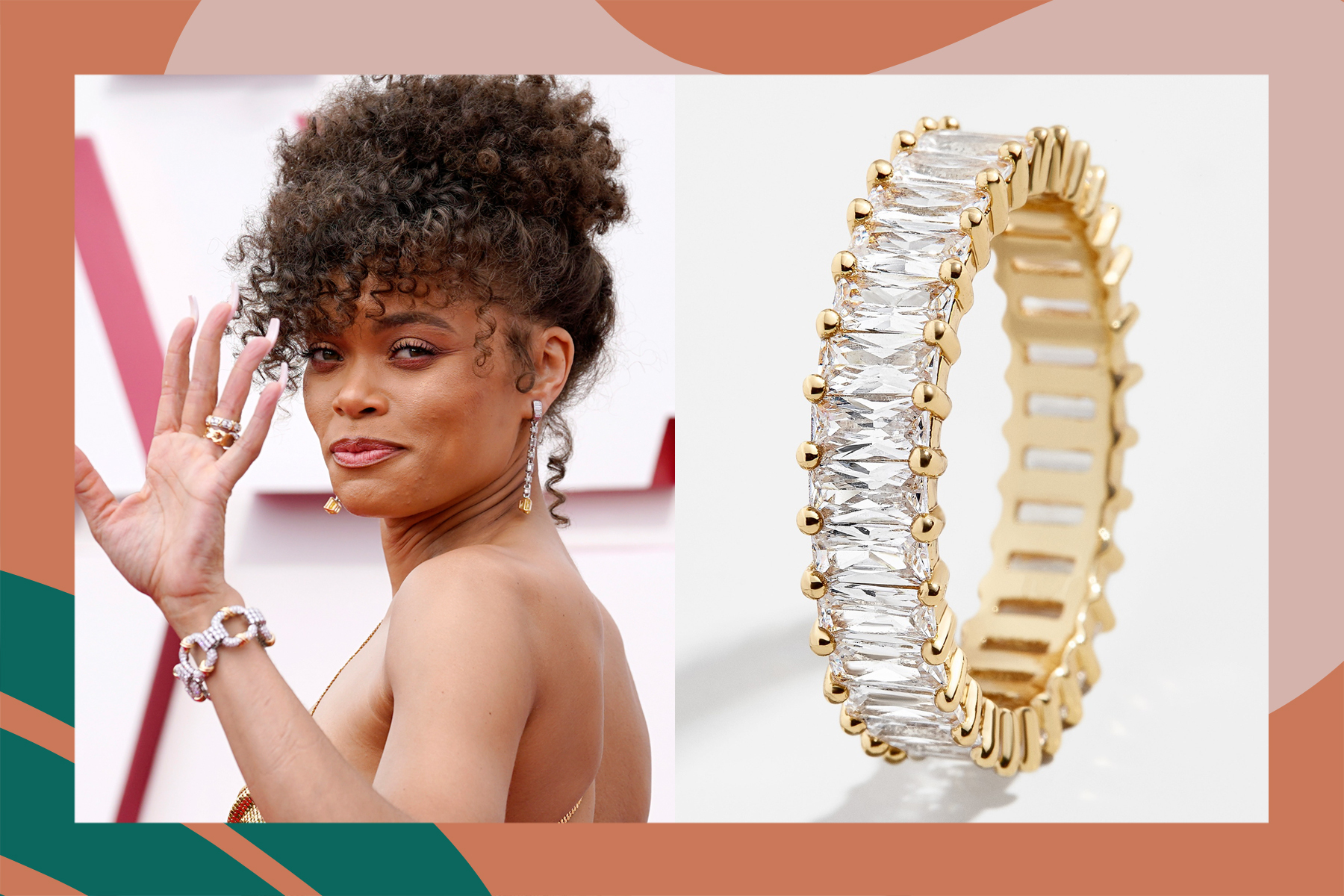 andra day oscars ring dupe baublebar