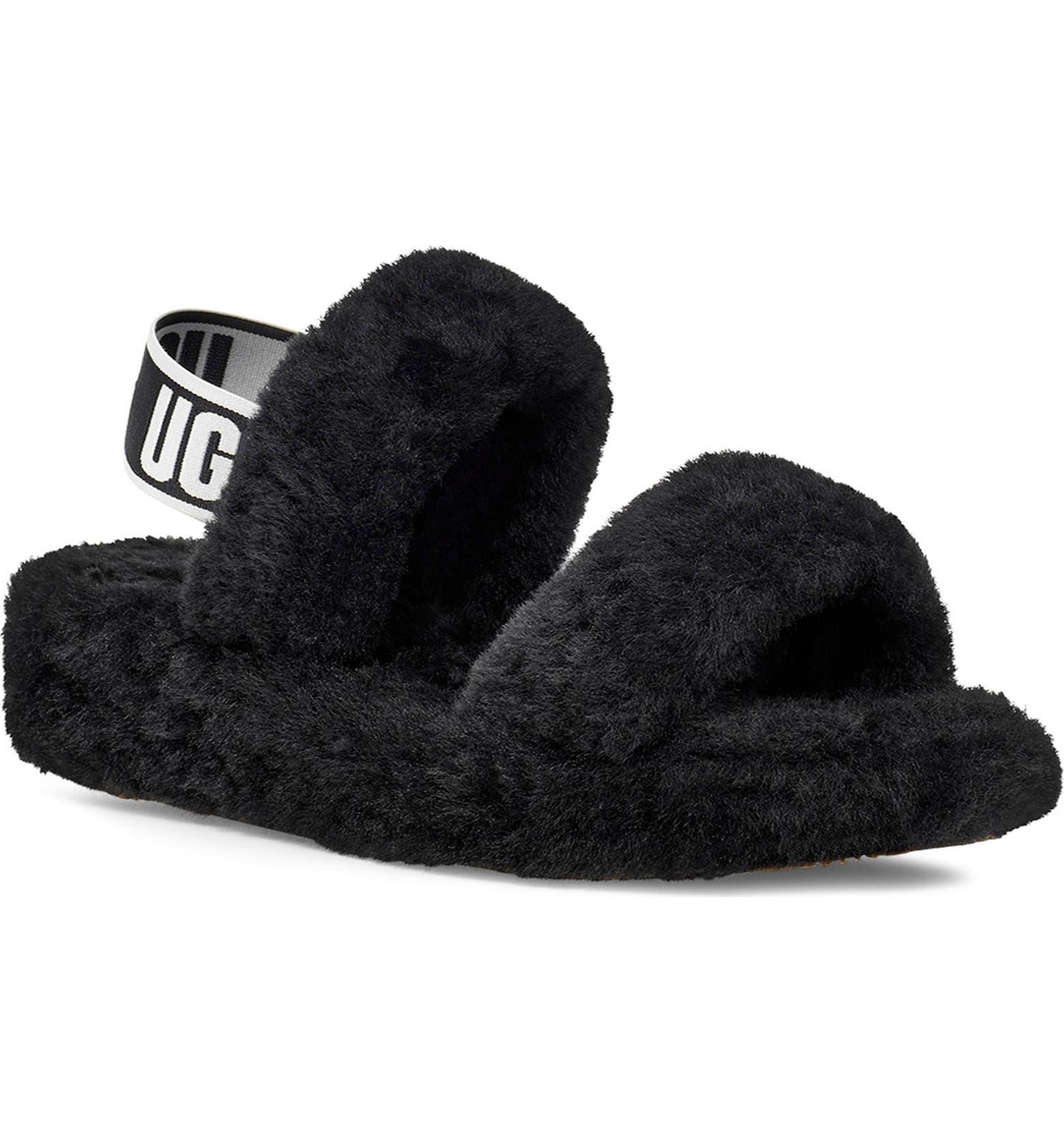 ugg fluff yeah slippers oscars 2021