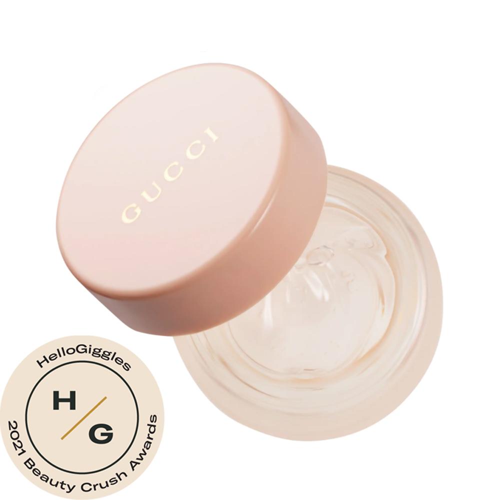 vanessa kirby gucci gloss oscars 2021 makeup beauty