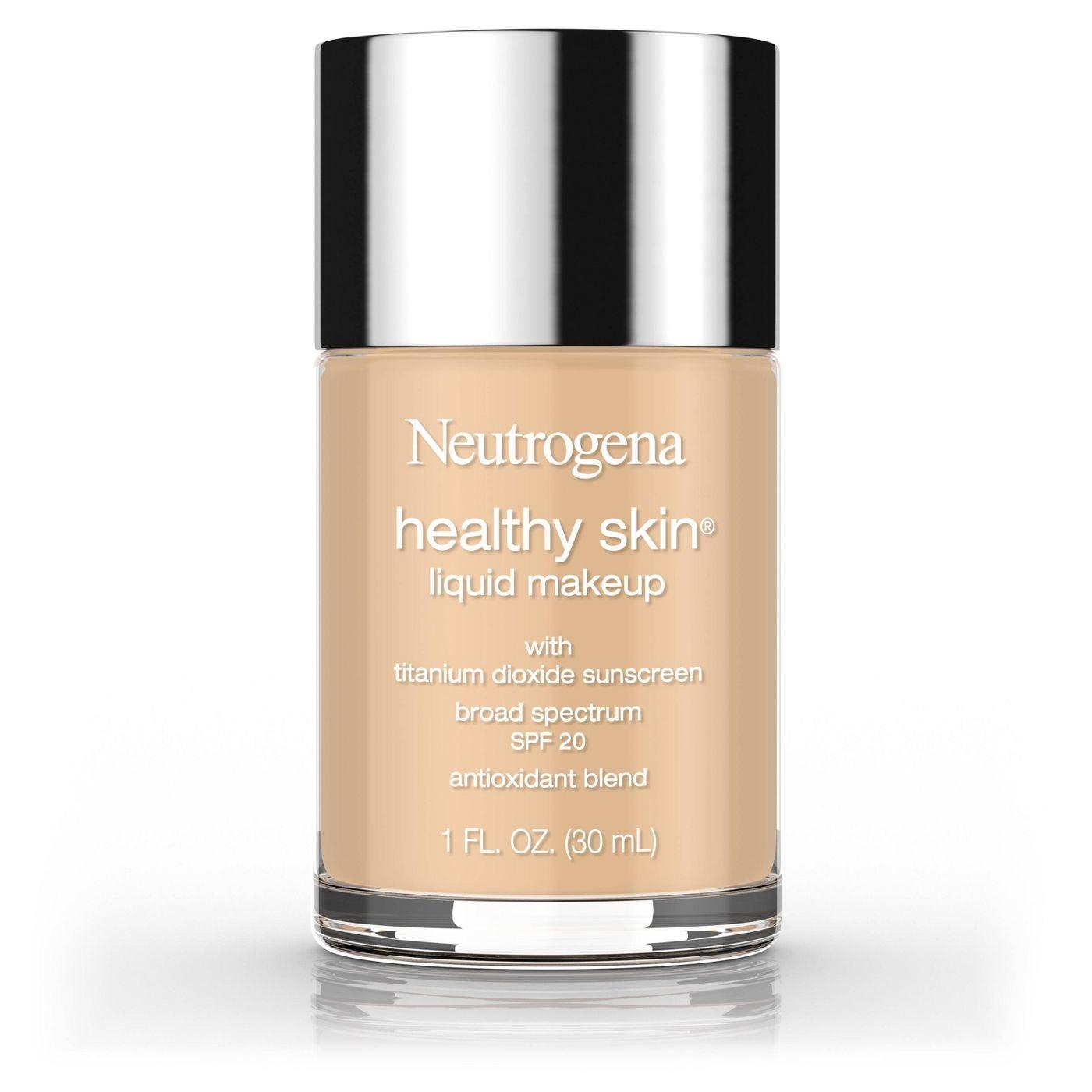 TikTok beauty neutrogena foundation