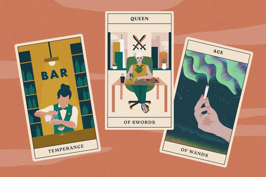 may tarot card reading, may tarotscopes