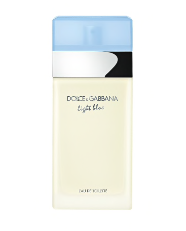 Mother's Day gifts; Dolce & Gabbana perfume