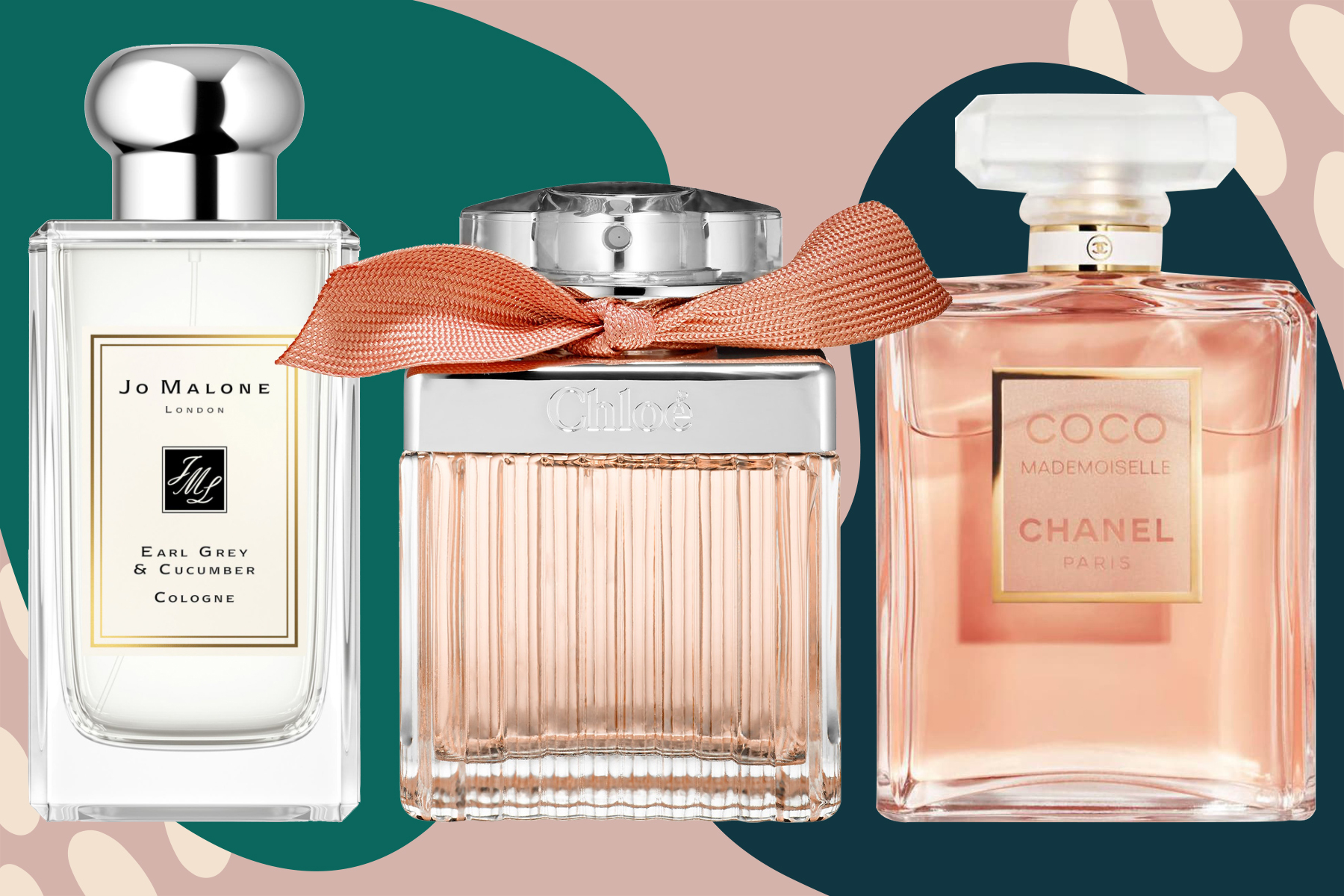 Mother's Day gifts; perfumes for mom