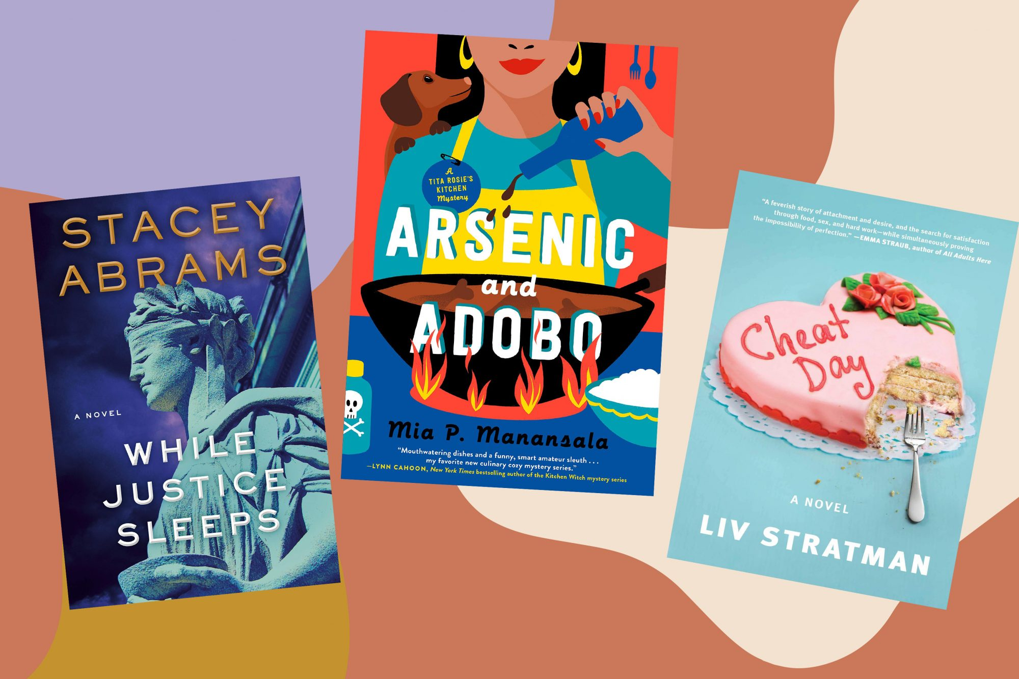 best new books for May