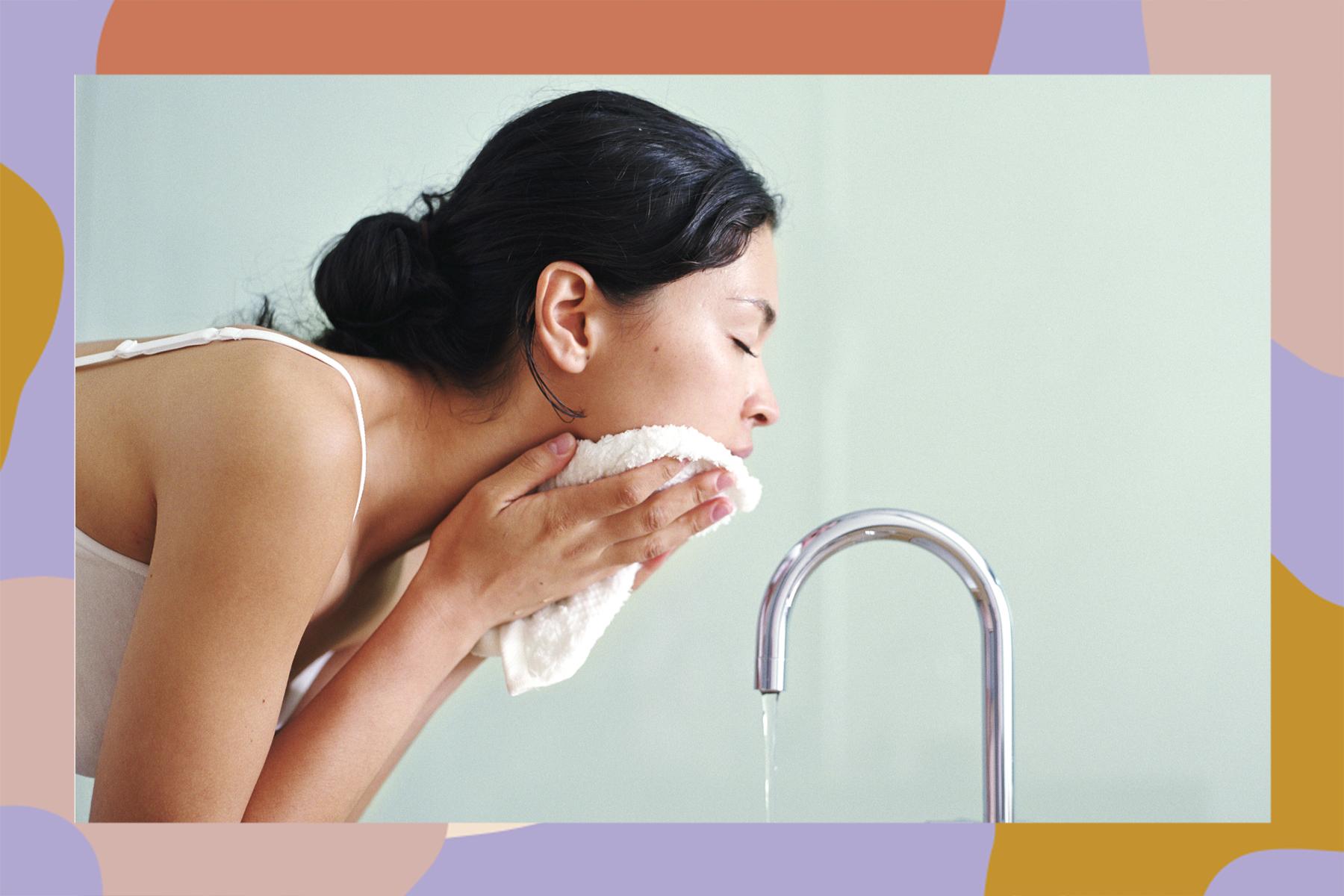 tap water effects on skin hard water