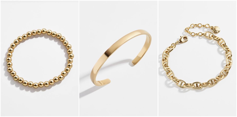 BaubleBar bracelets