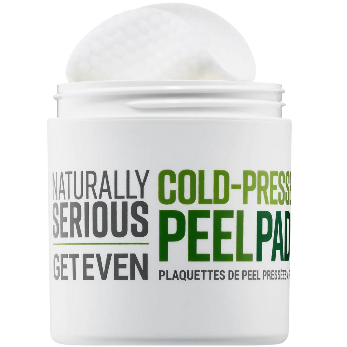 cold pressed skincare