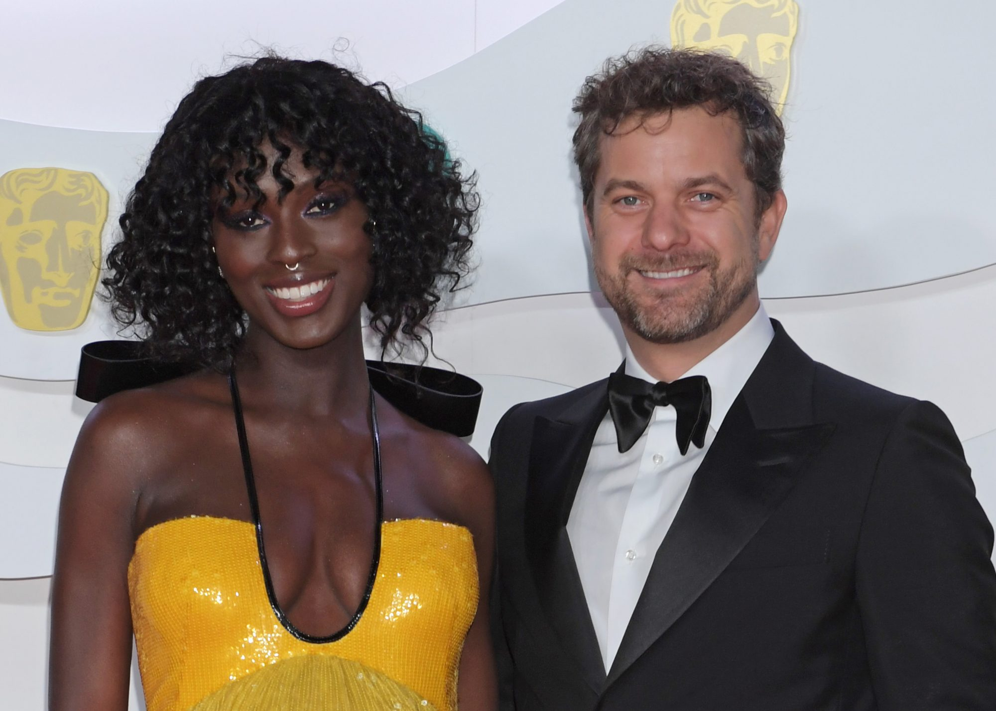 Jodie Turner Smith and Joshua Jackson