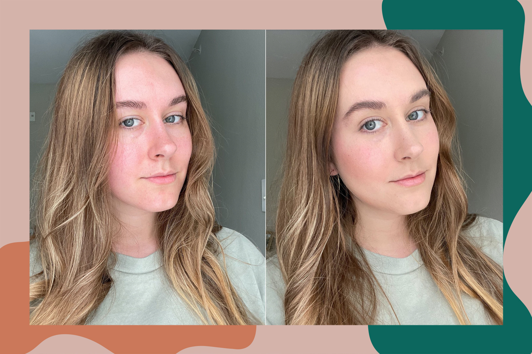 l'oreal paris Infallible Fresh Wear Foundation in a Powder tiktok review