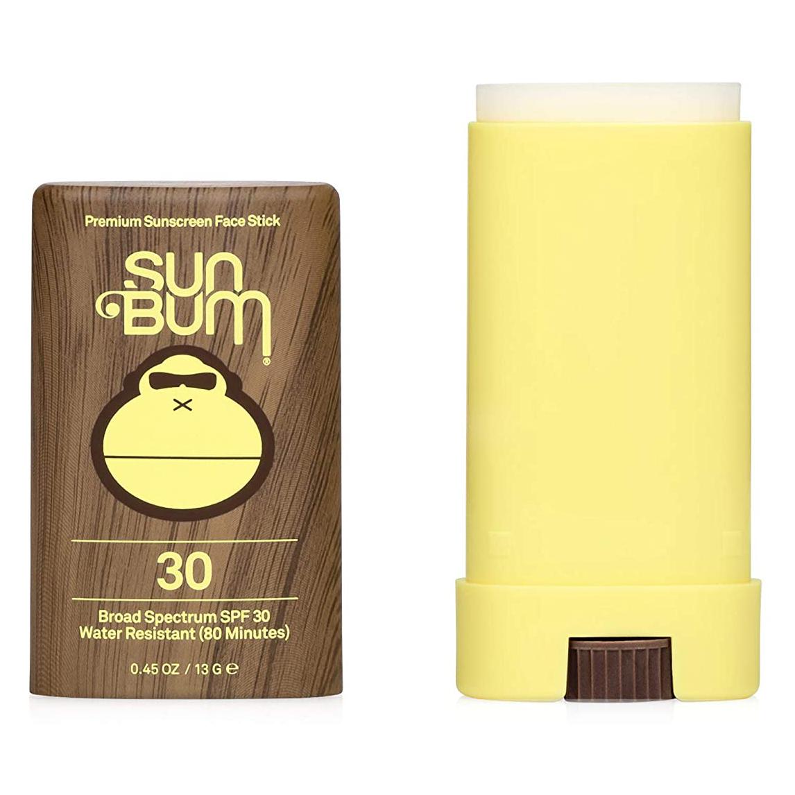 best sunscreen stick drugstore sun bum