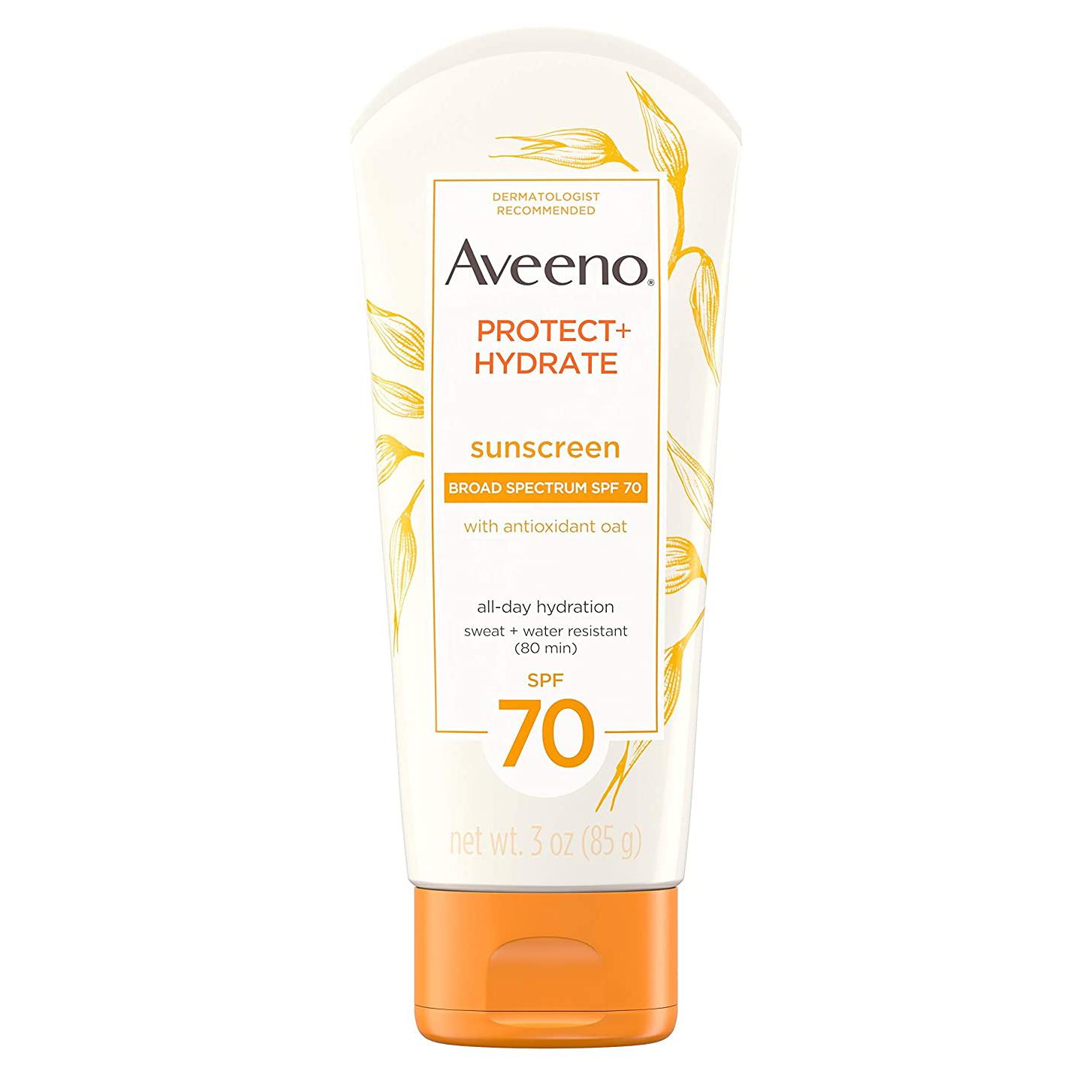 best sunscreens face drugstore aveeno